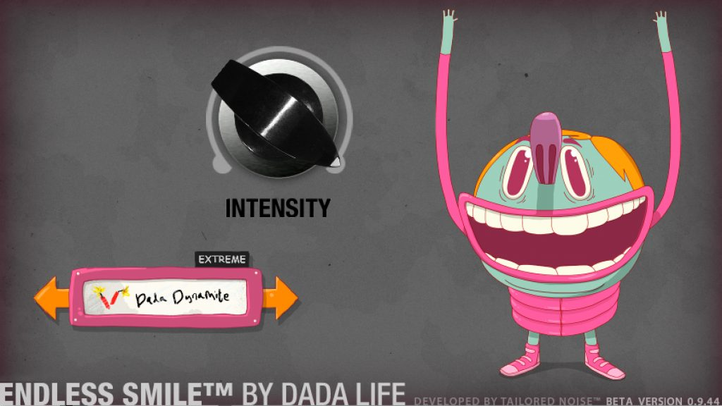 "What does the ""Endless Smile"" by Dada Life actually do? (vst plug-in tutorial)"
