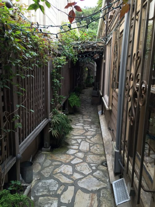 Carmel Alleyway