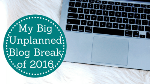 Unplanned Blog Break Kitchen Remodel #Demoday