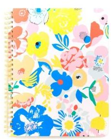 BAN.DO MEGA BLOOMS SPIRAL NOTEBOOK
