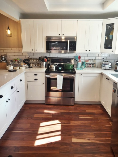 Kitchen Renovation Reveal After Pictures