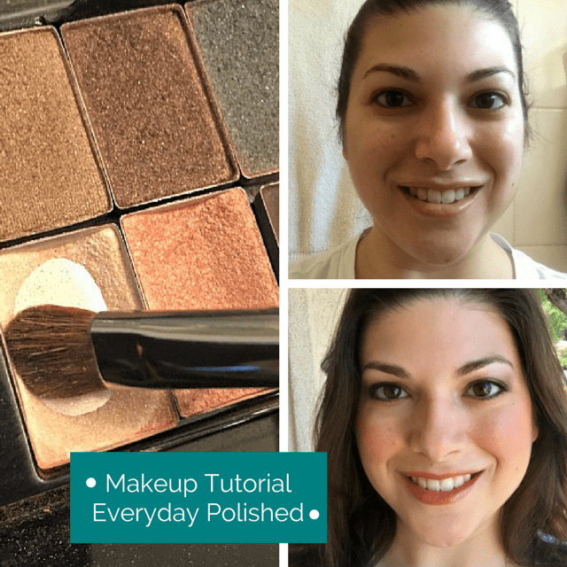 Makeup Tutorial - Everyday Polished Look