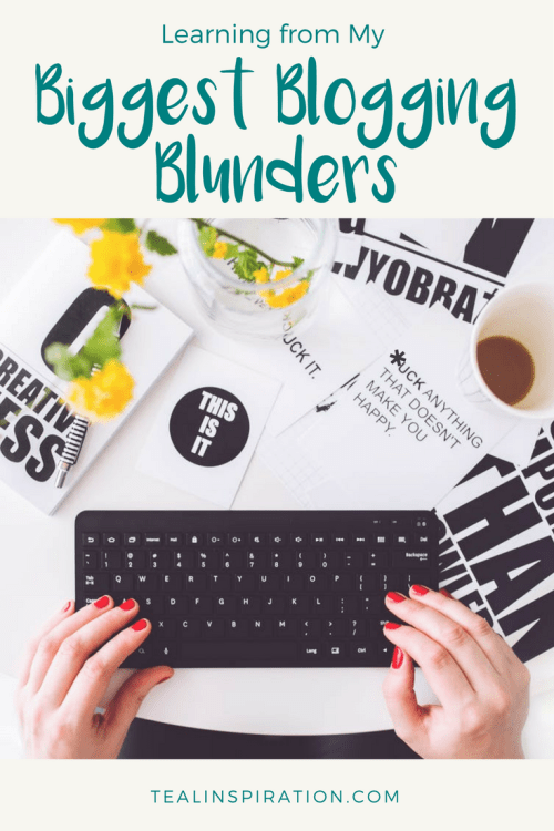 Biggest Blogging Blunders
