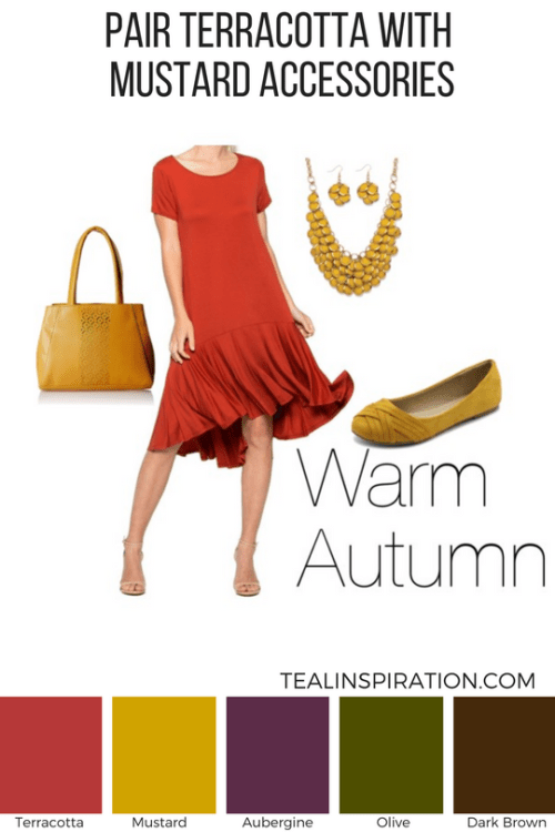 How to Wear Red if You're a Warm Autumn