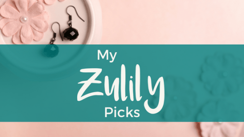 My Zulily Picks