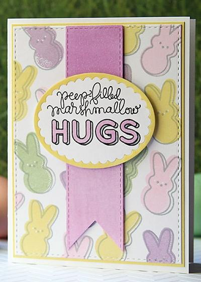 Inspiration: Peep-Filled Easter Greetings