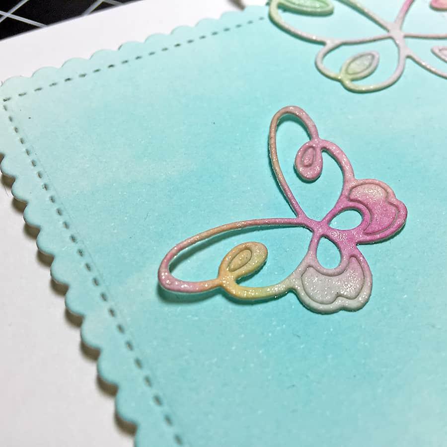 Watercolor Butterflies 3