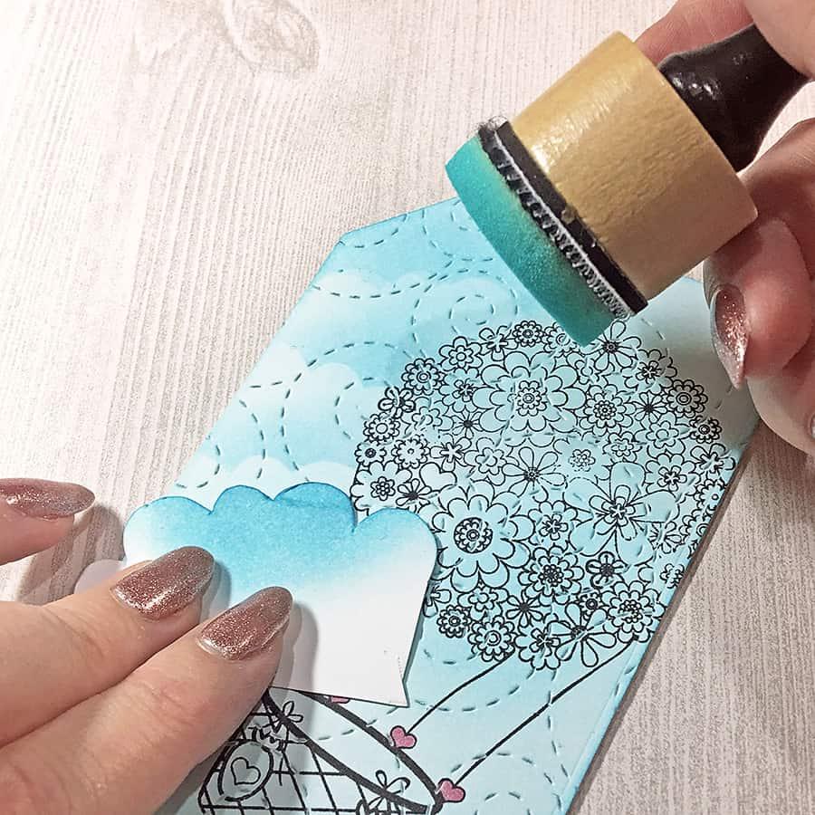 CardMaker Magazine & CAS-ual Fridays Stamps Blog Hop
