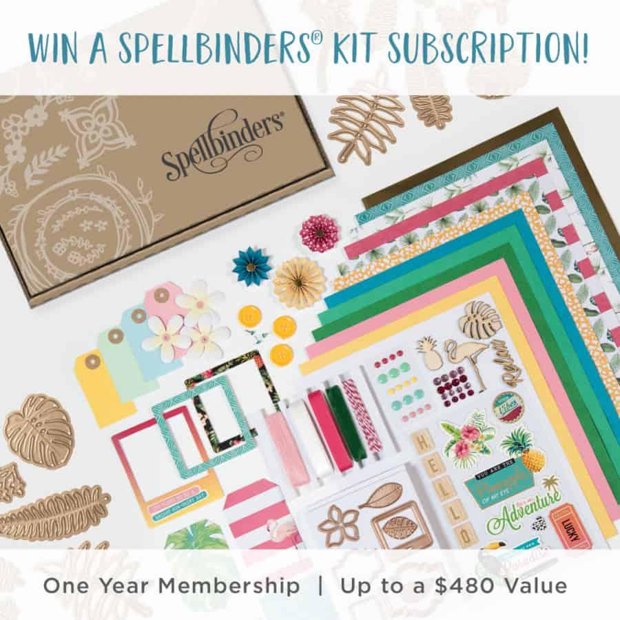 Cardmaker Magazine & Spellbinders Blog Hop