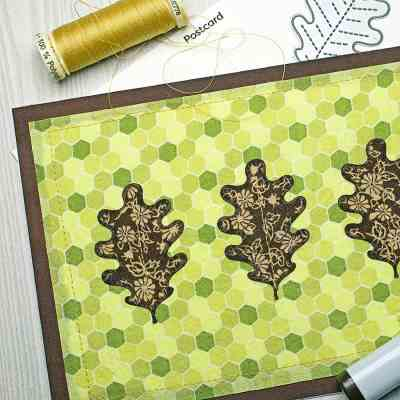 CardMaker Magazine & Terial Arts Blog Hop