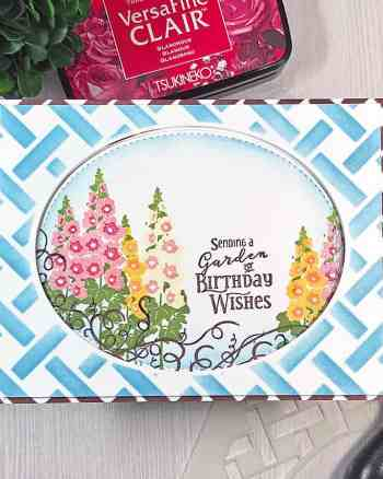 Papertrey Ink March Blog Hop Challenge
