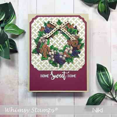 Whimsy Stamps & Glue Dots Blog Hop