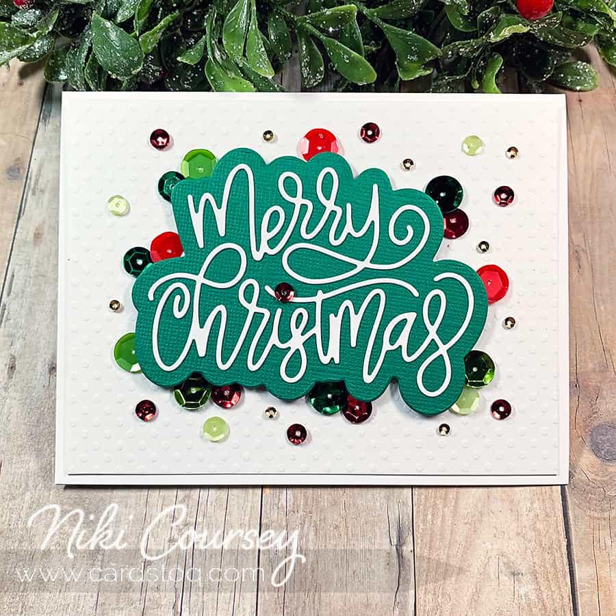 November 2018 Merry Little Christmas Challenge