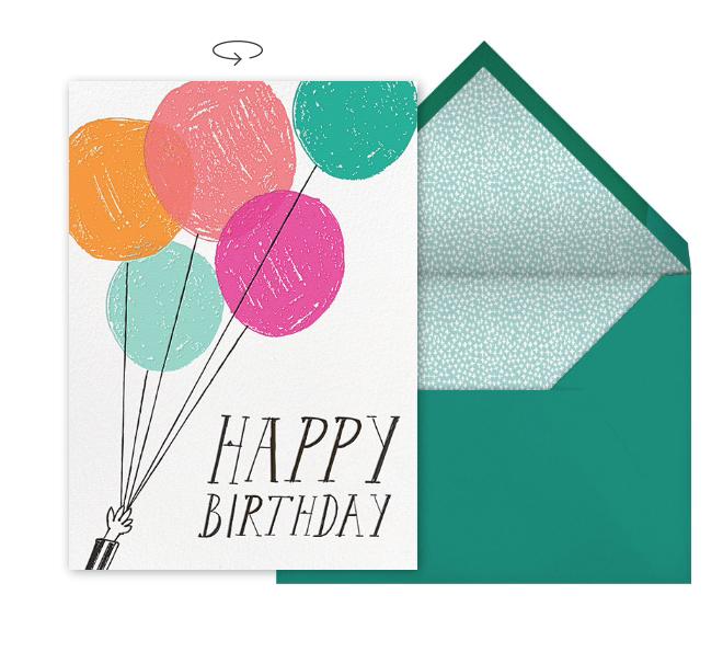 Sending Digital Cards When Handmade Isn't An Option