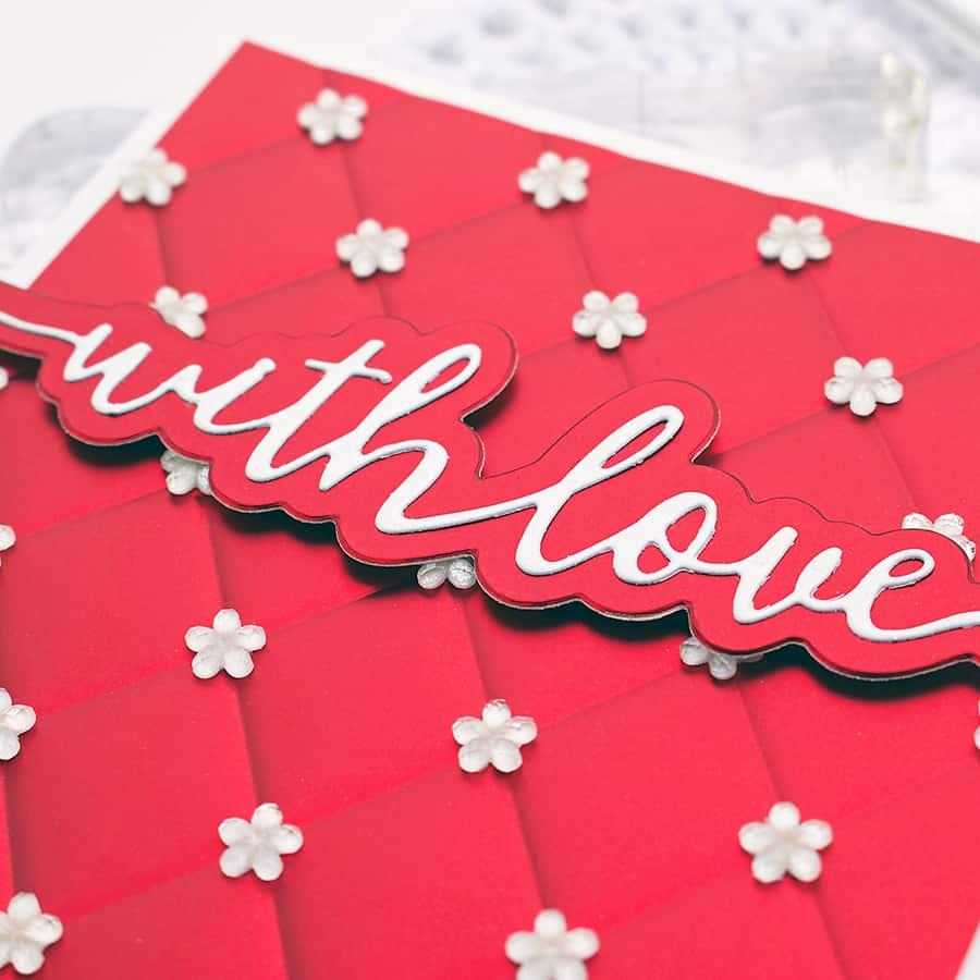 A Fast & Fun Valentine's Day Card