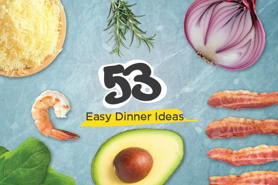 easy dinner ideas 53 simple dinner ideas that won t break the bank