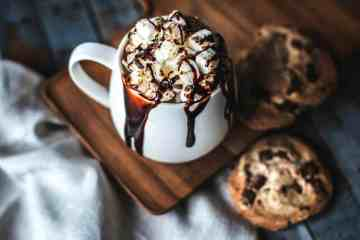 how to make hot chocolate: the best hot chocolate recipe