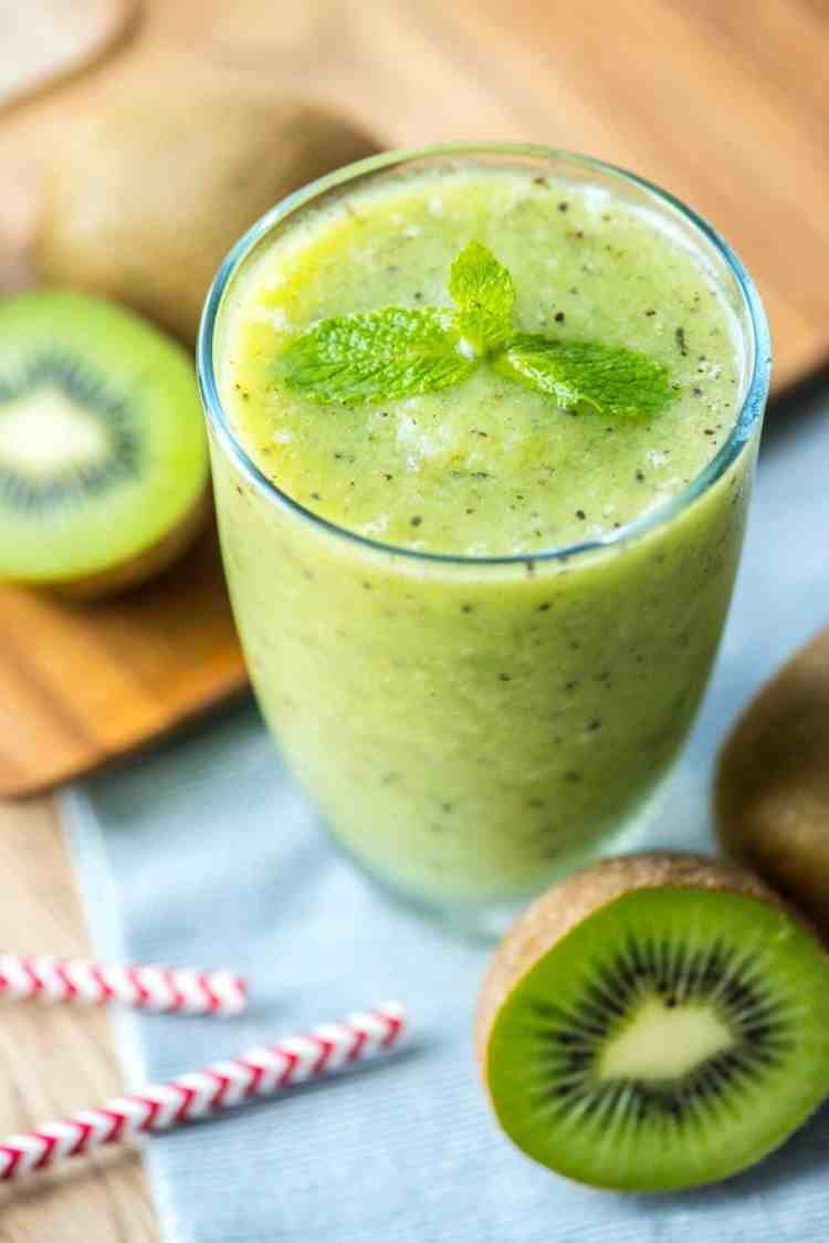 how to make healthy green smoothies