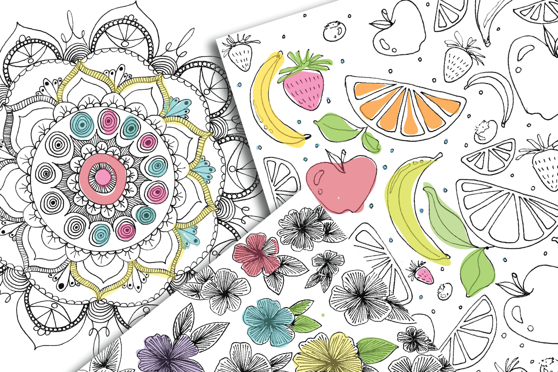- 25 Printable Adult Coloring Pages You Can Print And Color (For Free!)