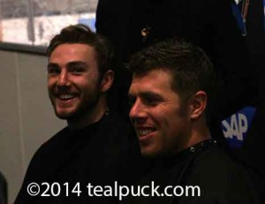 Goodrow and Pavelski (before)