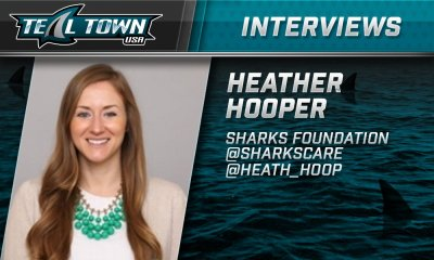 Interview with Heather Hooper - Sharks Foundation