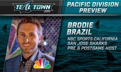 Pacific Division Preview with Brodie Brazil