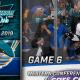 San Jose Sharks vs St Louis Blues GAME 6