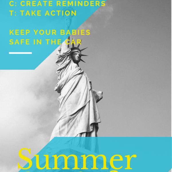 Summer car safety