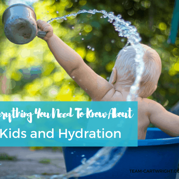 Everything You Need To Know About Kids and Hydration