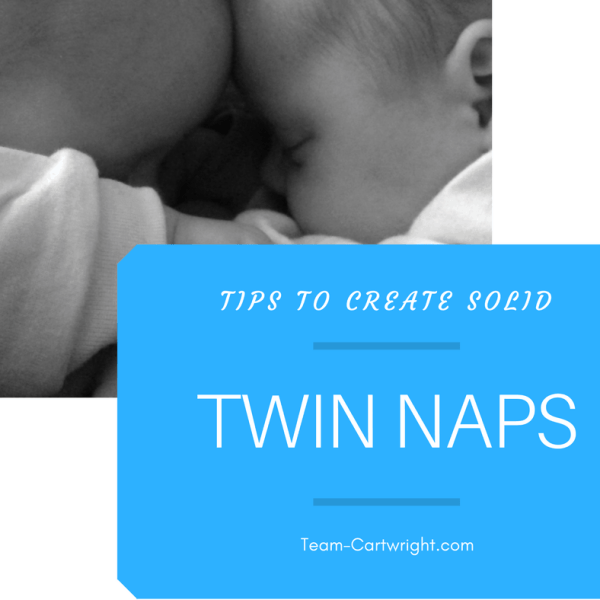 Tips to get solid twin naps