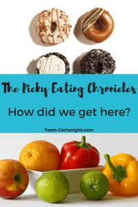 How to handle a picky eater when nothing else works. #picky #eating #kids Team-Cartwright.com
