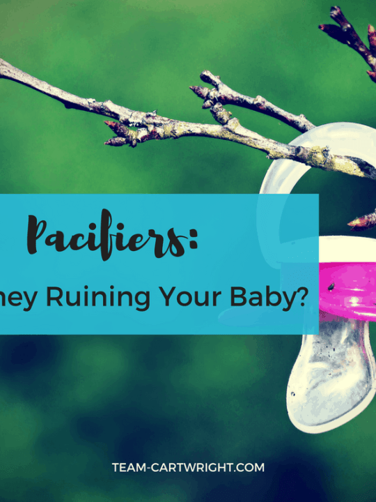 Are pacifiers ruining your baby? Or are they a useful tool to teach self soothing and sleeping skills? #pacifier #baby #twin #sleep