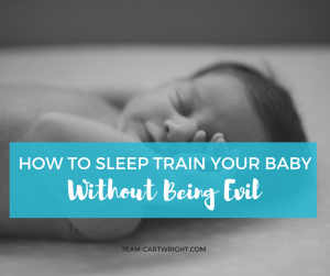 Want your baby to sleep at night but worry sleep training is to harsh? You can teach your baby to sleep without crying. Here are 5 tips to help your baby learn to sleep. Sleep training | No Cry Sleep | Baby Sleep | Good Sleep Habits #baby #newborn # sleep Team-Cartwright.com