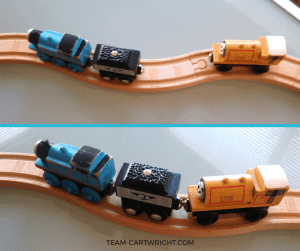 5 Ways to help your little train enthusiast learn.