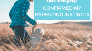 How Babywise Confirmed My Parenting Instincts