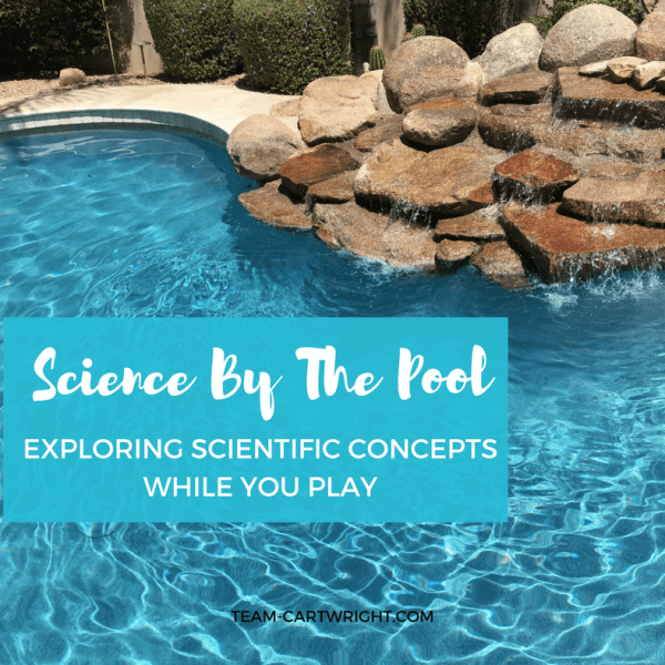 Science by the Pool: Easy Summer STEM Activities