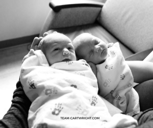 Breastfeeding twins is possible! Here is the resource guide you need for breastfeeding your twins. #twins #breastfeeding #baby #newborn #nursing Team-Cartwright.com