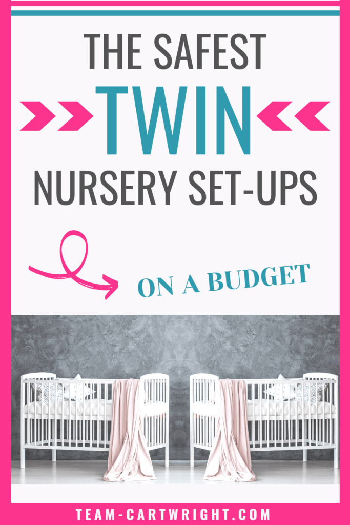 The Safest Twin Nursery Set Ups