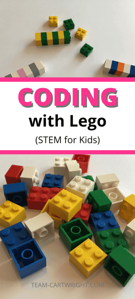 Coding with Lego STEM for Kids