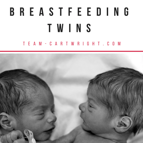 5 Real Mom Truths About Breastfeeding Twins
