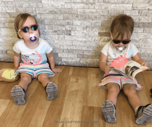 I dress my twins the same a lot. And I have good reason. Here are 5 reasons I dress my twins alike. #twins #dress #same #outfit #matching #toddler #baby Team-Cartwright.com