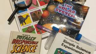 Science Books for Preschoolers