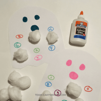 A Fast and Easy Halloween Learning Craft for Spooky Fun