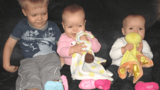 How To Cope with Twins and a Toddler (And Live To Tell the Tale!)