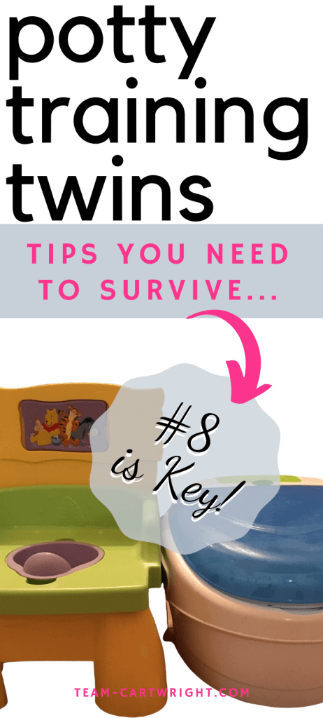 Potty Training Twins Tips You Need To Survive