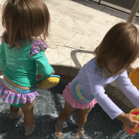 10 Tips for Safe Swimming with Twins