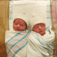 Breastfeeding Twins FAQ and A
