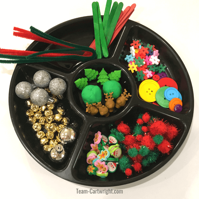 christmas tinker tray picture
