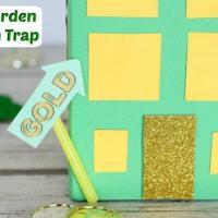 Rooftop Garden Leprechaun Trap