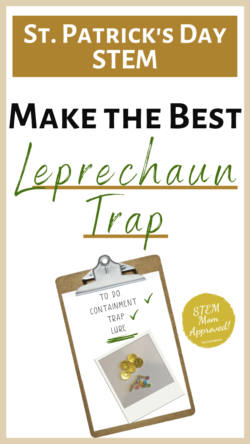 make the best leprechaun trap!